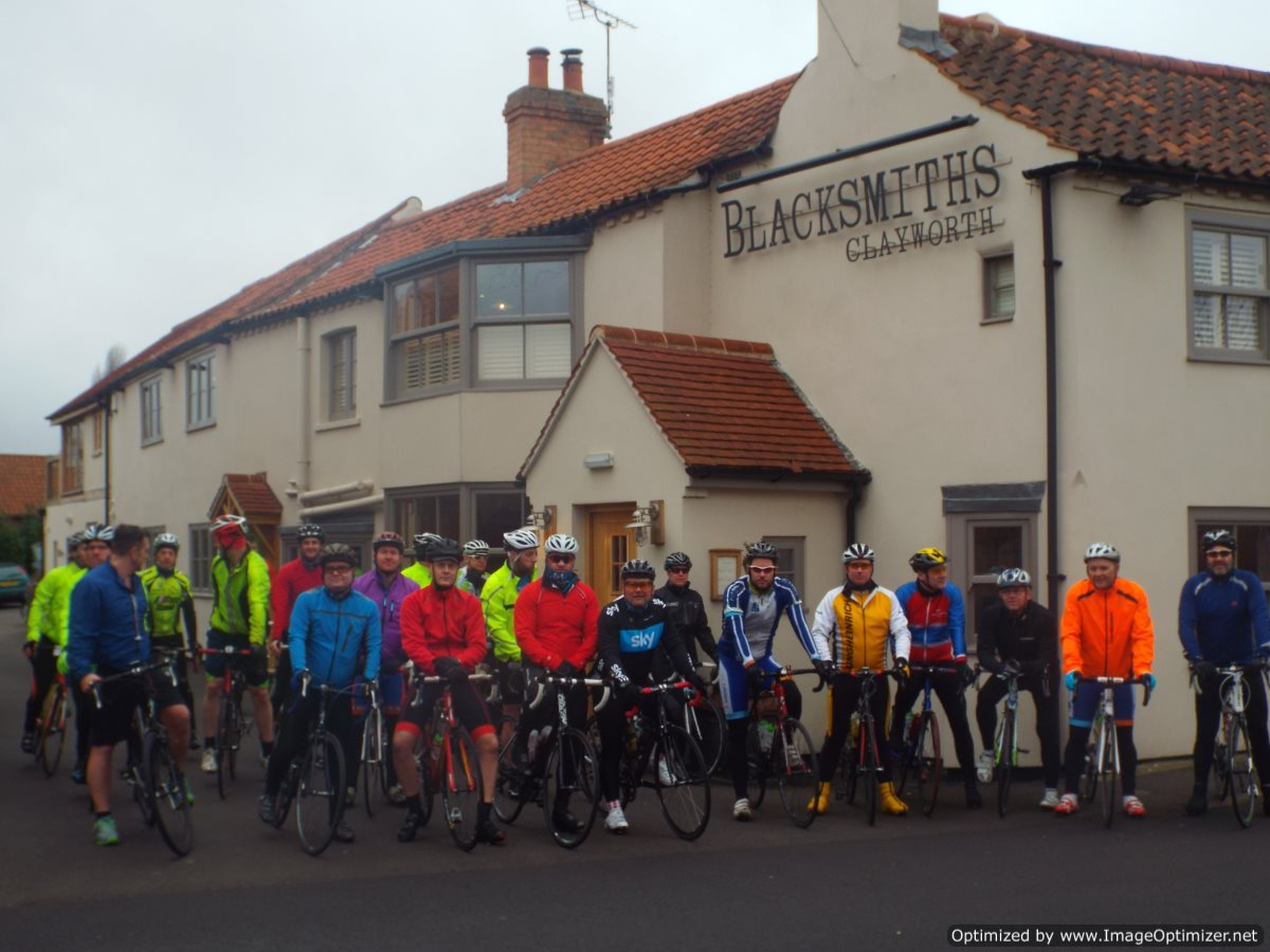 MechFS Charity Bike Ride – Prostate Cancer UK