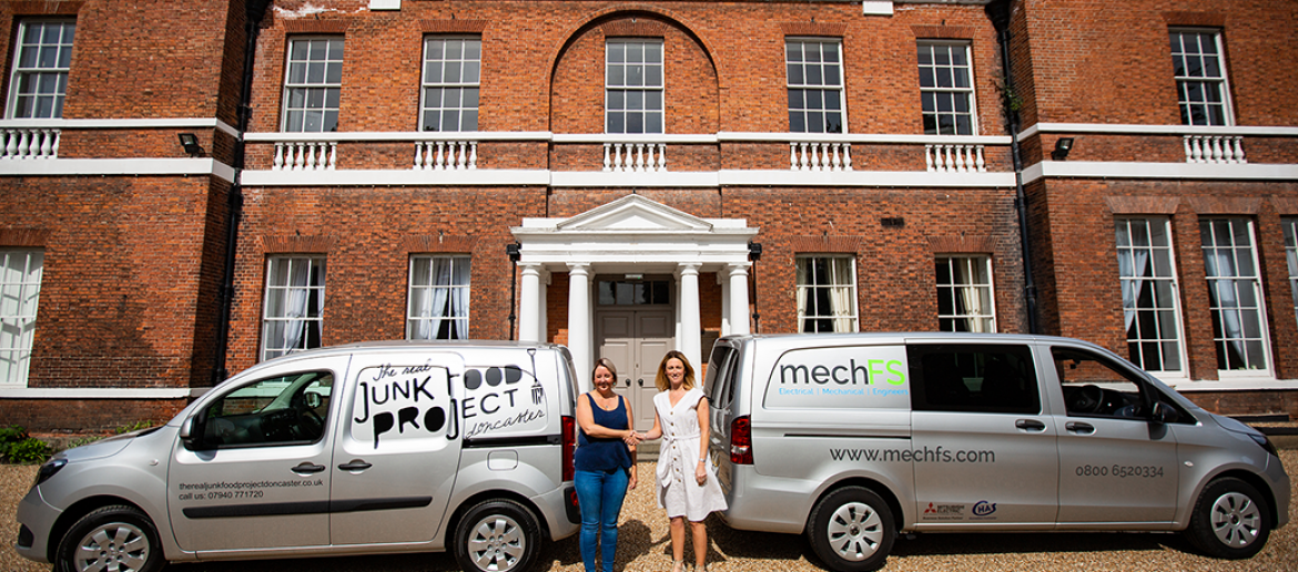 MechFS gives local food waste project a lift