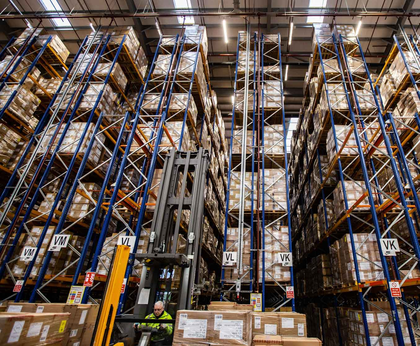 CEVA Warehouse Doncaster iPort