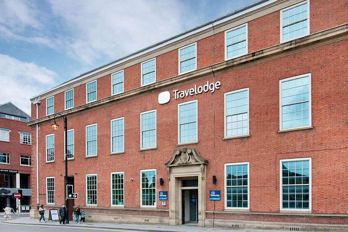 Travelodge, Chester